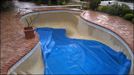Convert Your Swimming Pool Into A Rainwater Tank