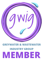 GWIG - Greywater and Rainwater Industry Group Member